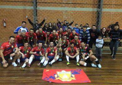 Riograndense, AFSJ e Original são os campeões da Copa Verão